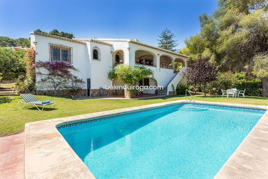 Comprar xalet a Xàbia - Immobiliària Betlem Quiroga