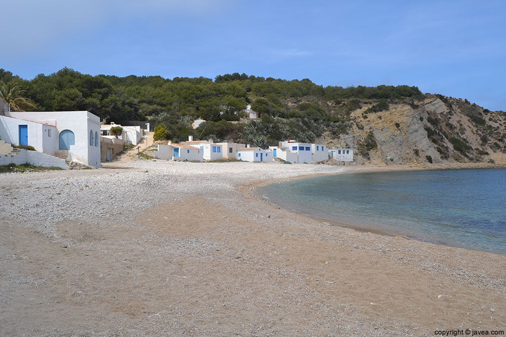 Cala de la Barraca