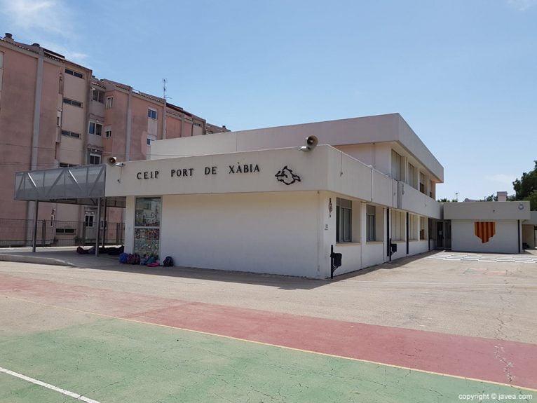 Port de Xàbia School