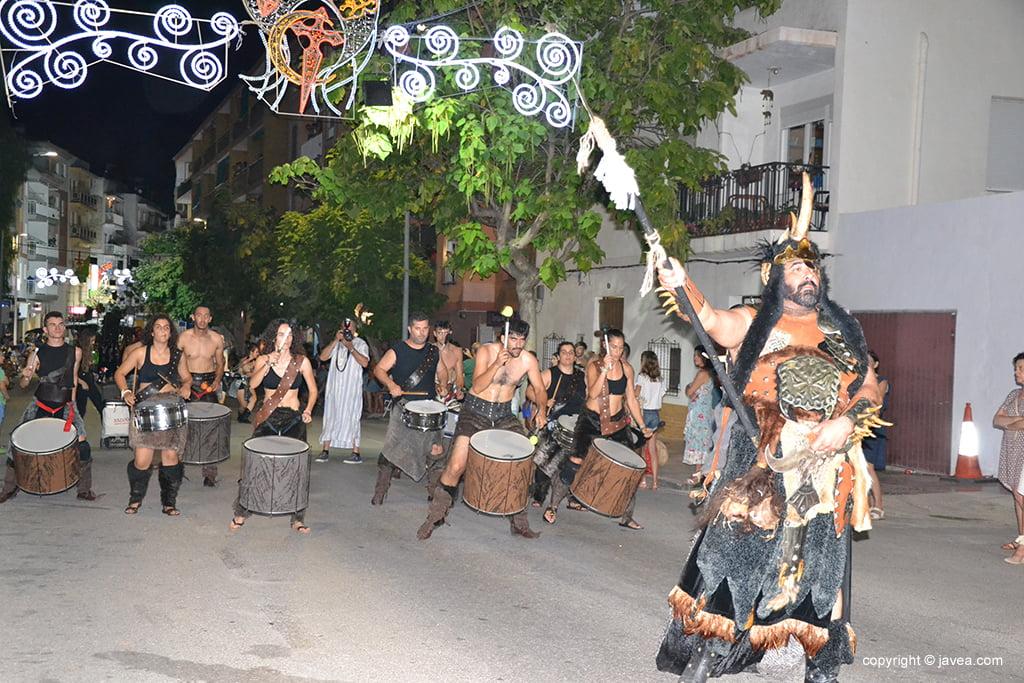 Праздники мавров и христиан Хавеи