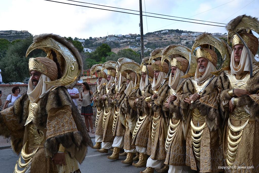Fiestas de Moros y Cristianos Jávea