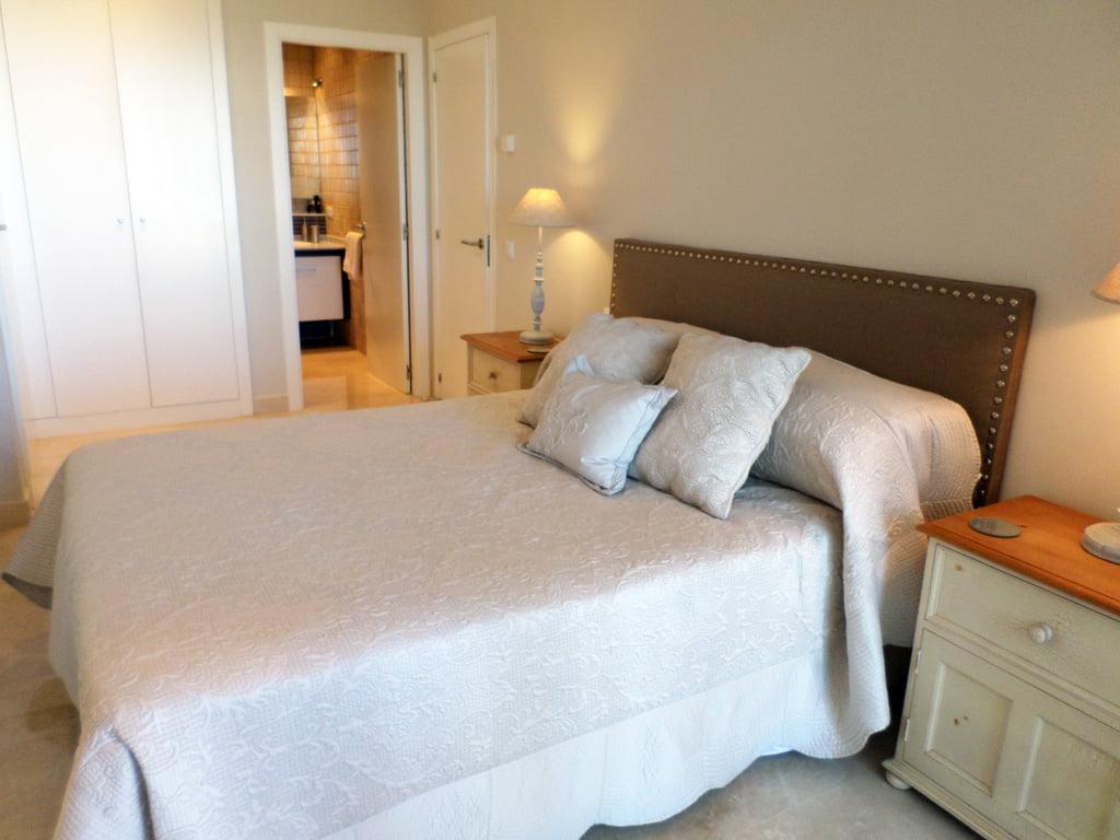 Dormitorio en vivienda Promociones Denia