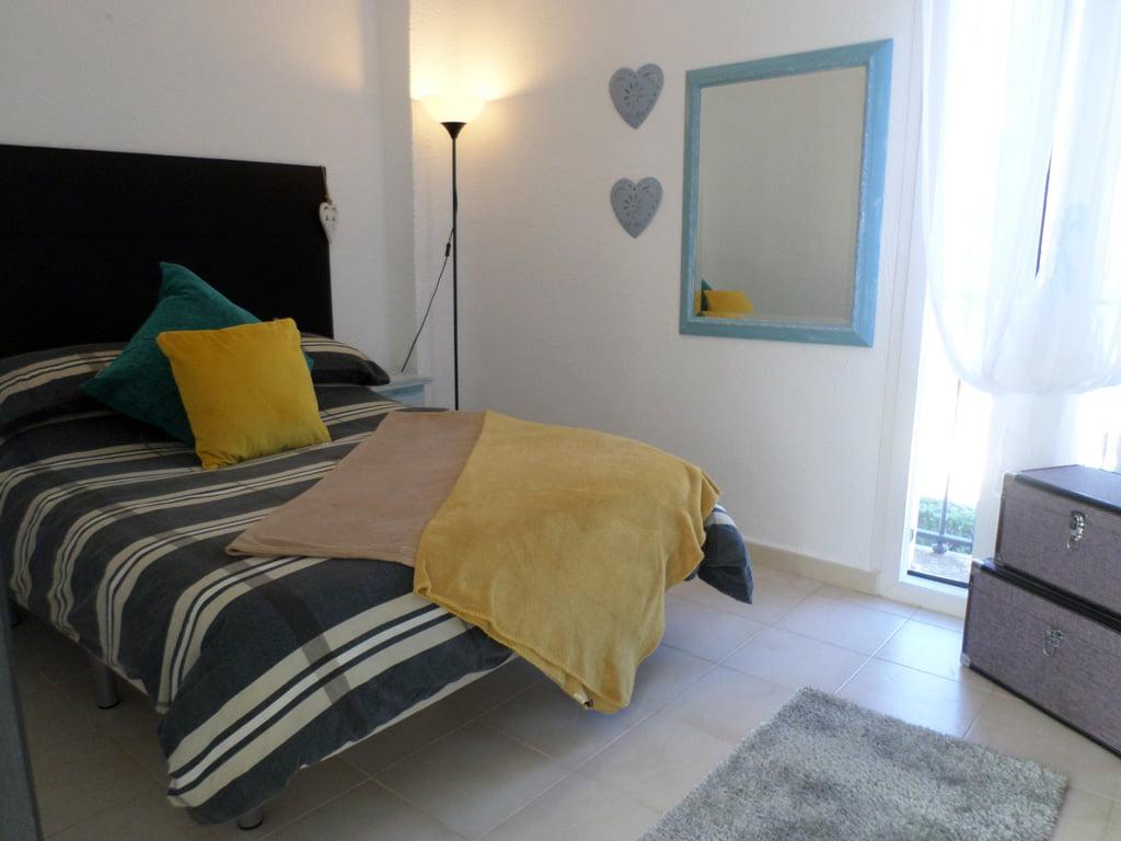 Dormitorio vivienda Promociones Denia