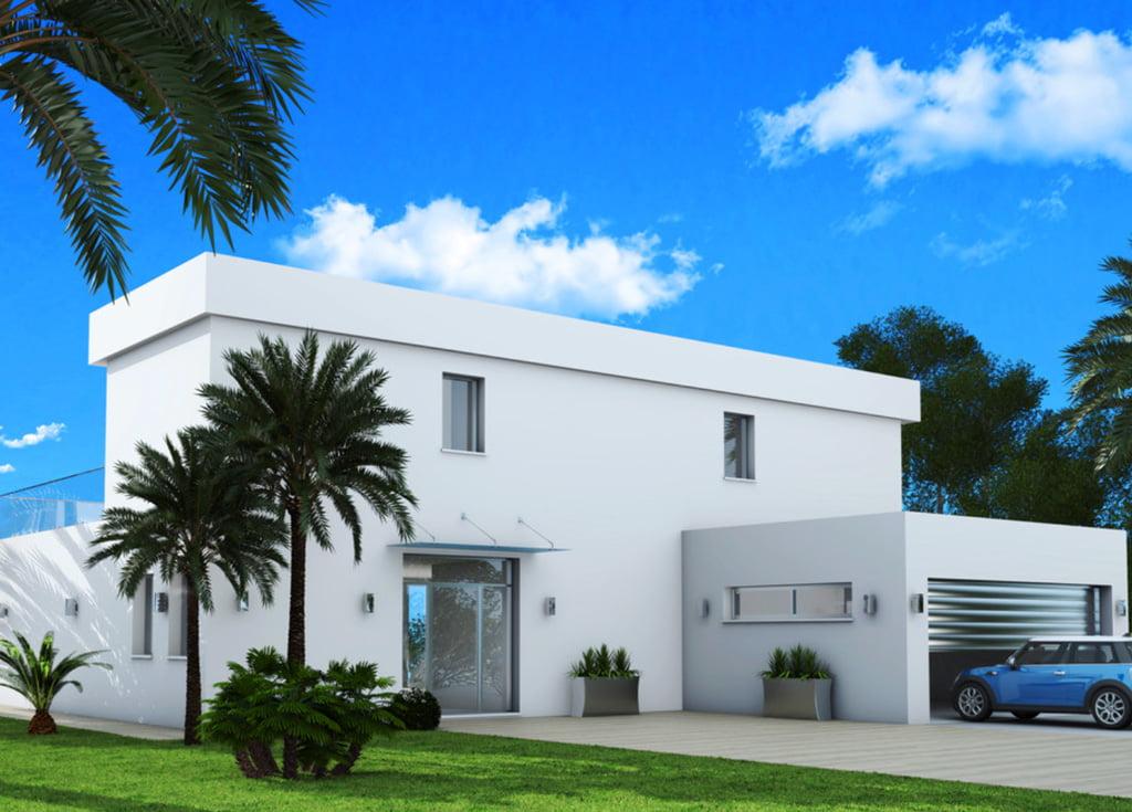 Exterior habitatge Casa Natalia - Lluc Graf Projects