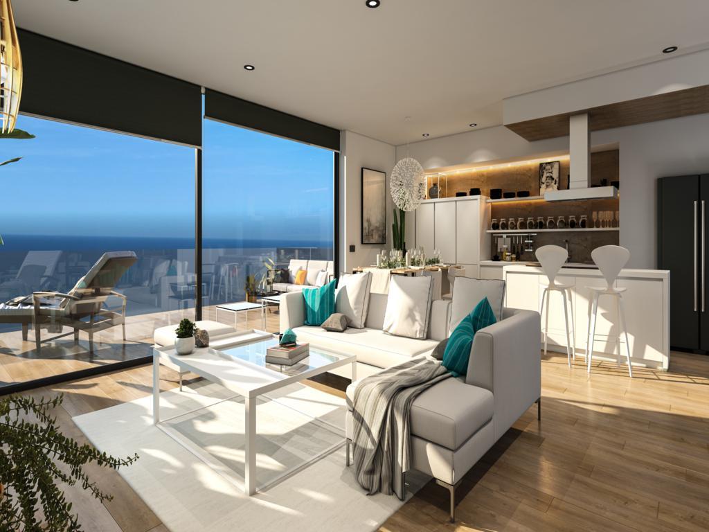 Apartamento de lujo con vistas al mar – Atina Inmobiliaria