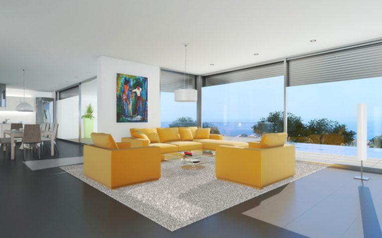 Interior habitatge Casa Natalia - Lluc Graf Projects