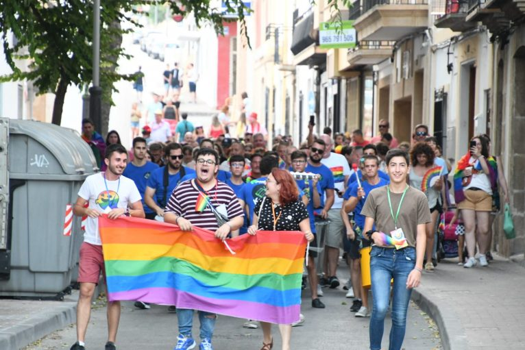Primer Orgull a Xàbia
