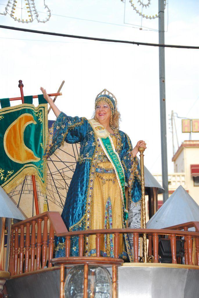 Abanderada 2008. Josefa Catalá