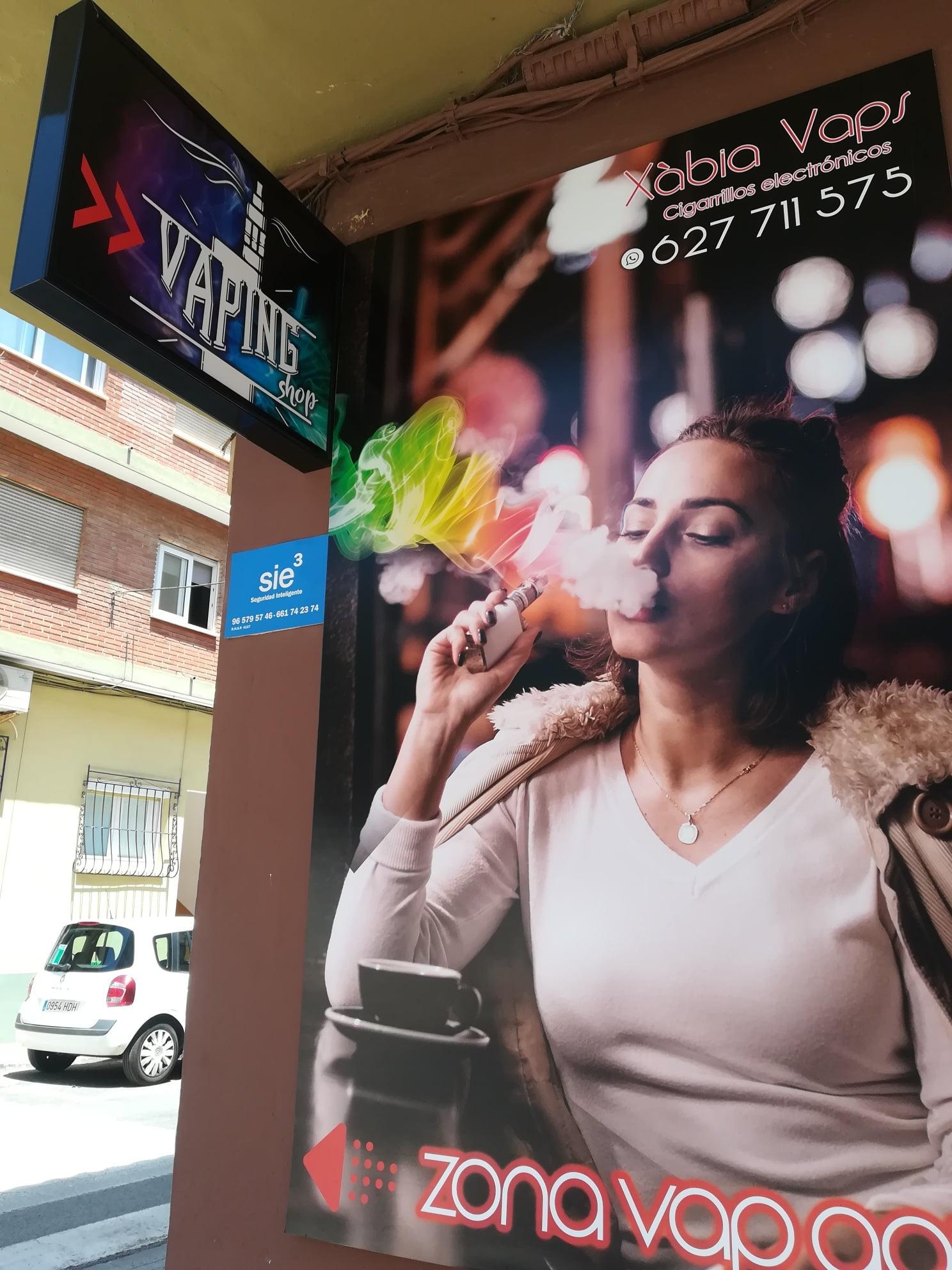 Tienda vapeo en Jávea – Xàbia Vaps