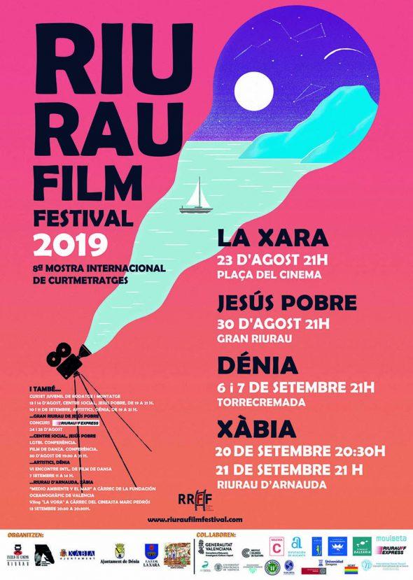 Imagen: Cartel del Riurau Film Festival