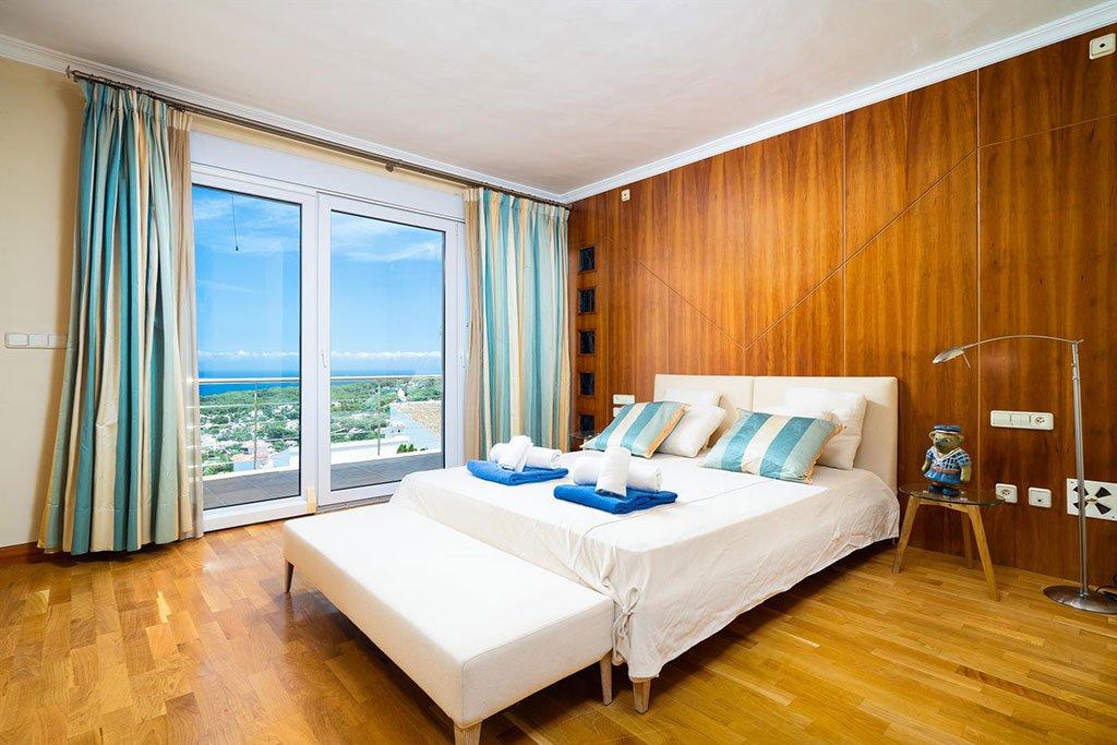 Xalet per a lloguer de vacances a Xàbia - Aguila Rent a Vila