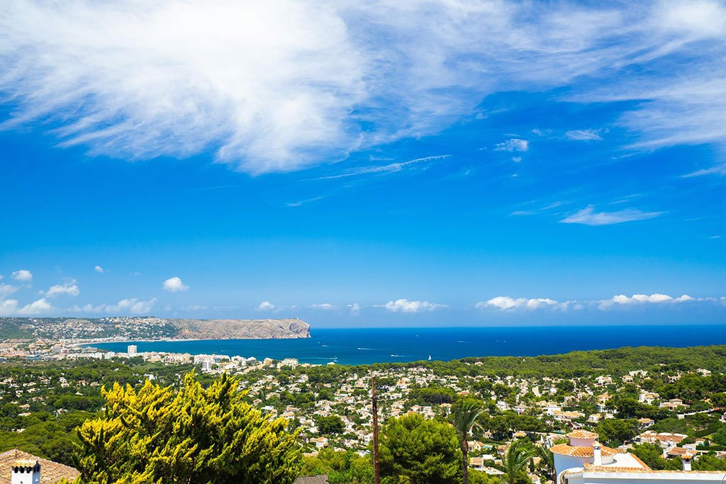 Xalet amb vistes al mar a Xàbia - Aguila Rent a Vila