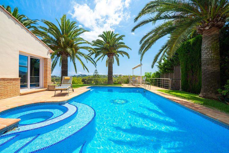 Xalet a Xàbia amb piscina privada - Aguila Rent a Vila