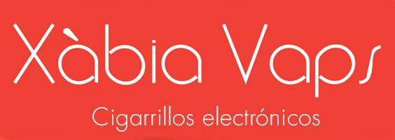 Comprar cigarrillos electrónicos en Jávea – Logotipo Xàbia Vaps