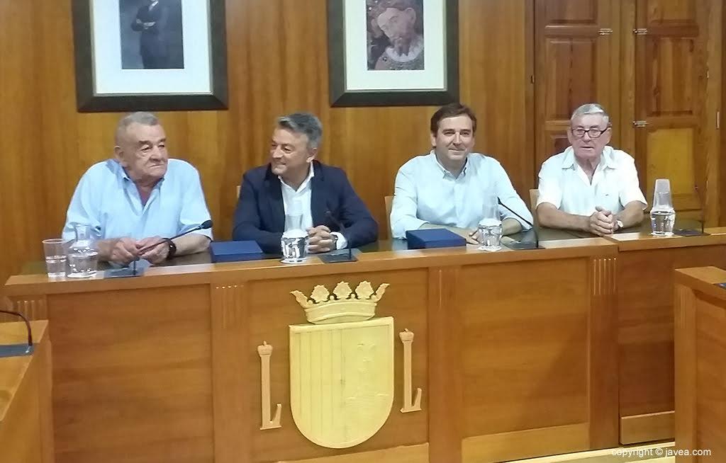 Manolo Llidó y Nasio Sellés