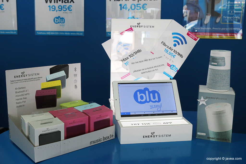 Accessori Energy Sistem - Blu