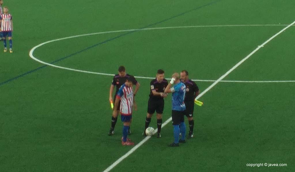 Match CD Jávea - UD Oliva