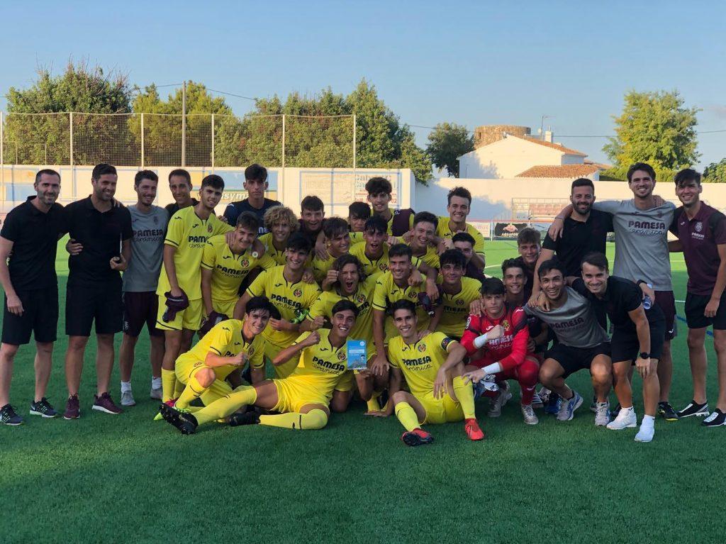 Vila-real campió del Torneig Juvenil de Xàbia