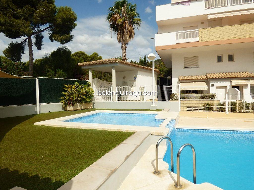 Apartamento com piscina à venda em Jávea - Inmobiliaria Belen Quiroga
