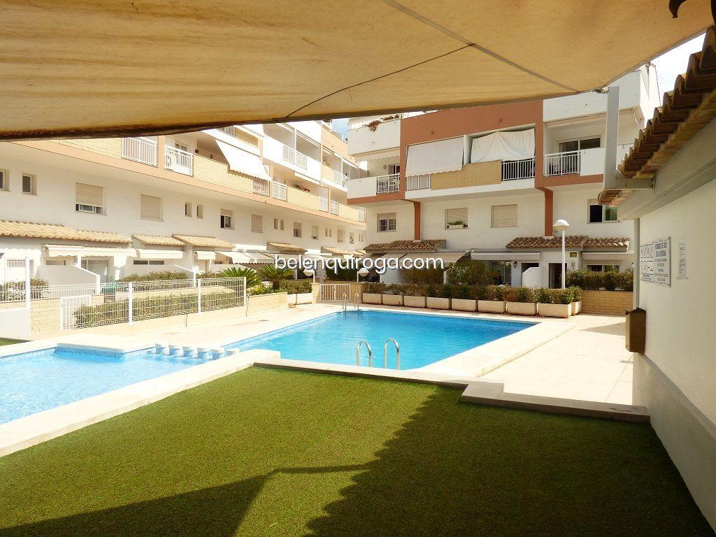 Apartamento com áreas comuns em Jávea - Inmobiliaria Belen Quiroga