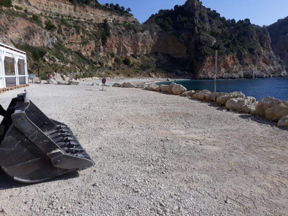 Image: Cala del Moraig de Benitatxell
