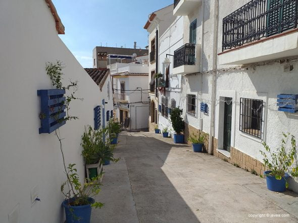 Imagen: Calle Isaac Peral