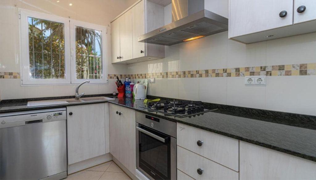 Cuisine moderne dans une villa à vendre à Jávea - Vicens Ash Properties