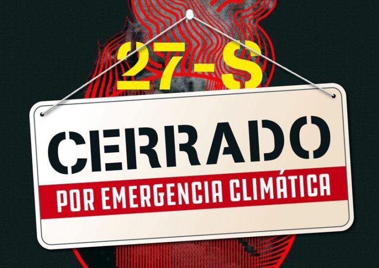 Compromís presentarà una moció en el ple del 30 de setembre sobre l'emergència del canvi climàtic