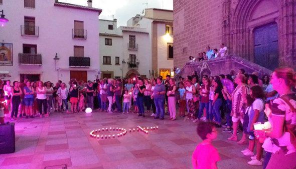 Imagen: Concentración en la plaza