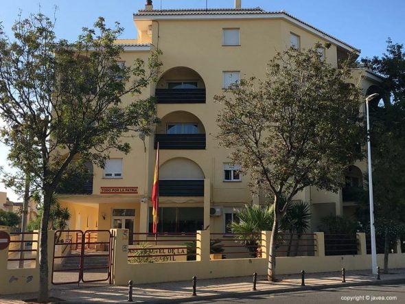 Imatge: Caserna de la Guàrdia Civil de Xàbia
