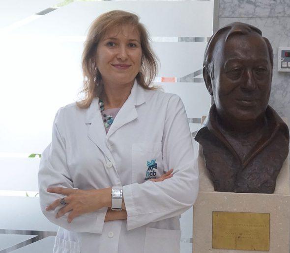 Imatge: Doctora Koroleva, Medicina Estètica - Hospital Clínica Benidorm