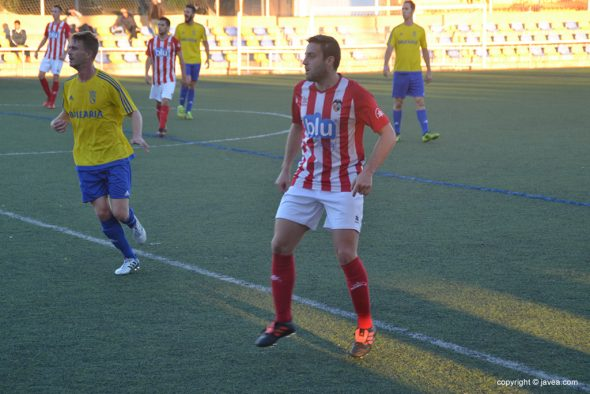 Imagen: Duelo Jordi y Ferrán en el campo Diego Mena