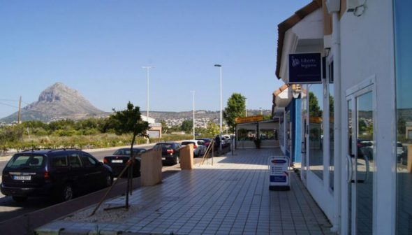 Imatge: Exterior de local comercial a la venda a Xàbia - Xàbia Houses Immobiliària