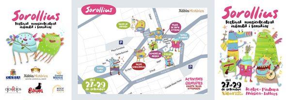 Image: Brochure du festival Sorollius Xàbia 2019