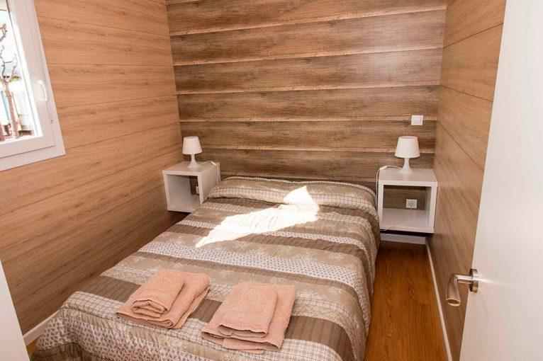 Habitación bungalows - Camping Jávea
