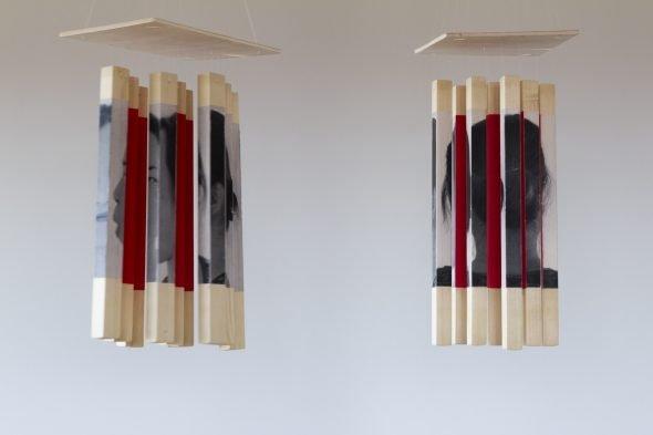 Image: travail de Carolina Cebrià