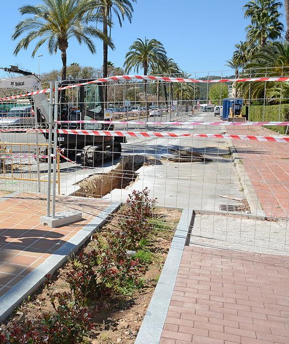 Bild: Arbeitet in Xàbia