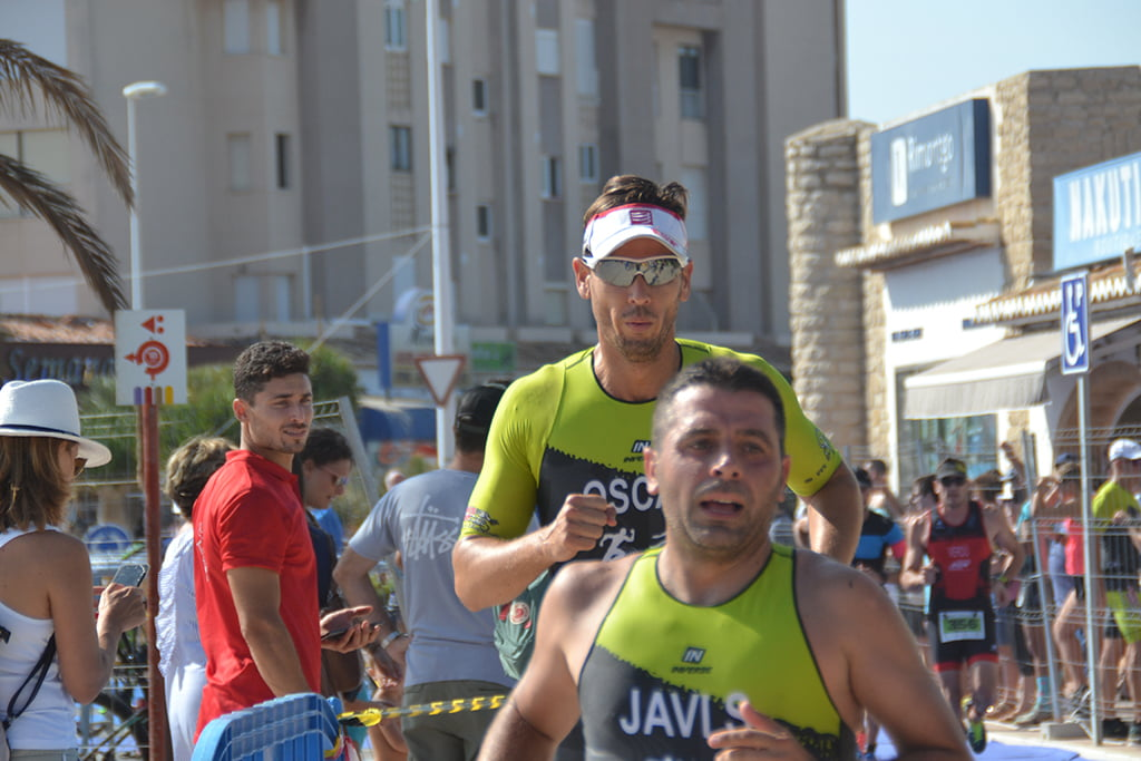 Óscar Antón y Javi