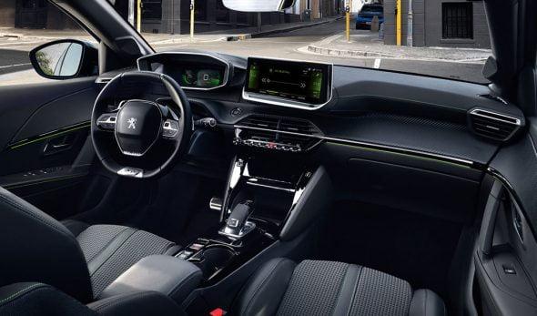 Imagen: Pantalla de 10 pulgadas en Peugeot 208 - Peumóvil