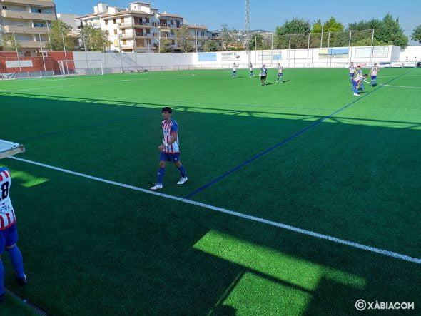 Immagine: CD Jávea match - Muro CF.