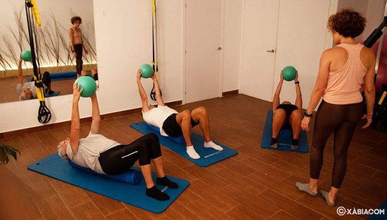 Pilates suelo Jávea - Arcum Health Zone