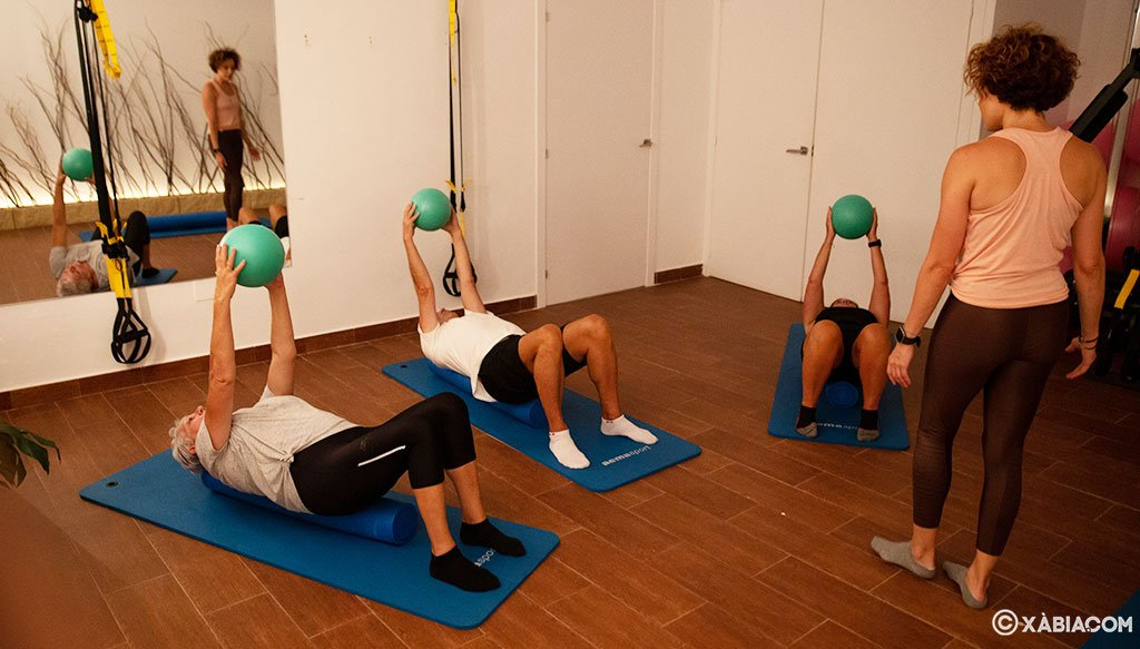 Pilates suelo Jávea – Arcum Health Zone