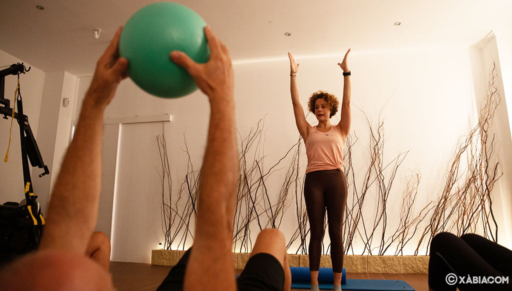 Pilates todas edades Jávea – Arcum Health Zone