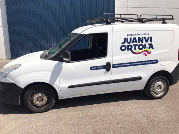 Imagen: Pintura de interiores y de exteriores en Jávea - Pinturas Juanvi Ortolà