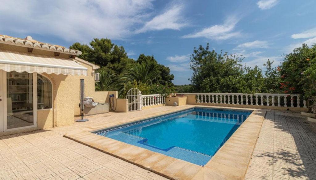 Villa avec piscine privée à vendre à Jávea - Vicens Ash Properties