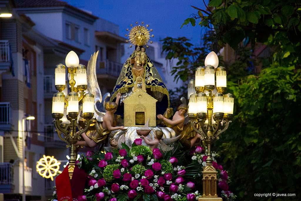 Immagine della Vergine di Loreto