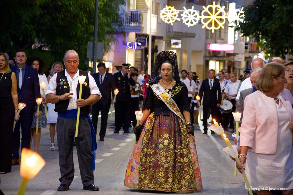 Presidente del Comitato Festival di Loreto, Vicente Gavilá