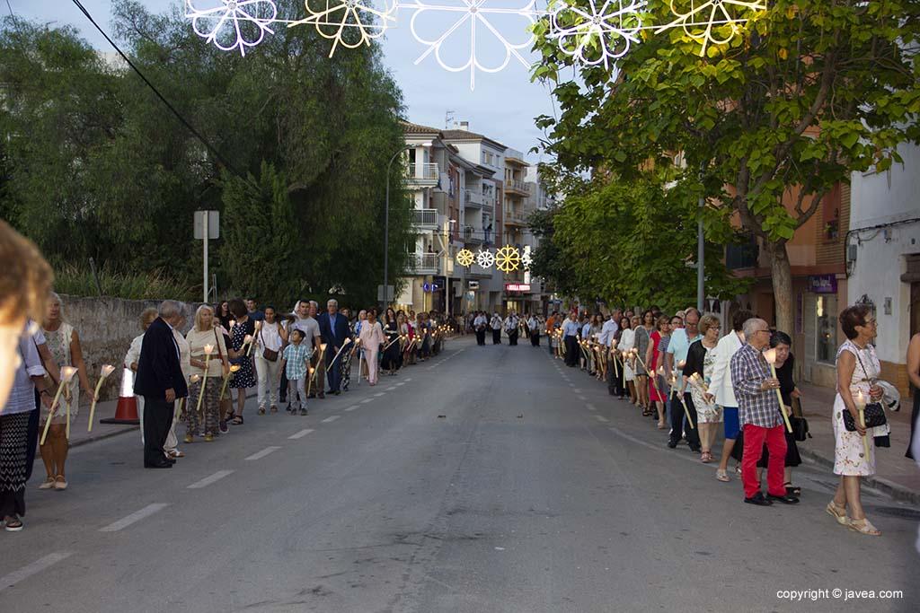 Processione del Mare de Déu de Loreto 2019