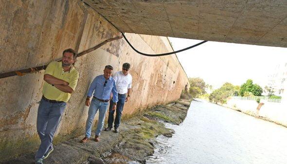 Image: Pont de Triana à Xàbia