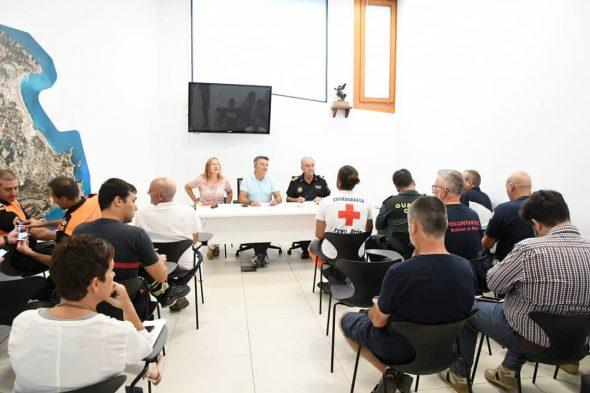 Imagem: Reunião CECOPAL